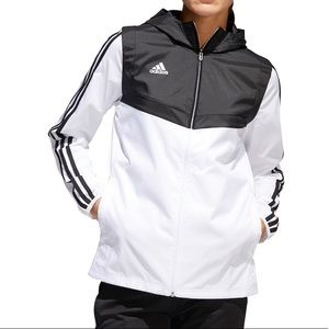 ADIDAS Windbreaker Jacket - NWT ✨
